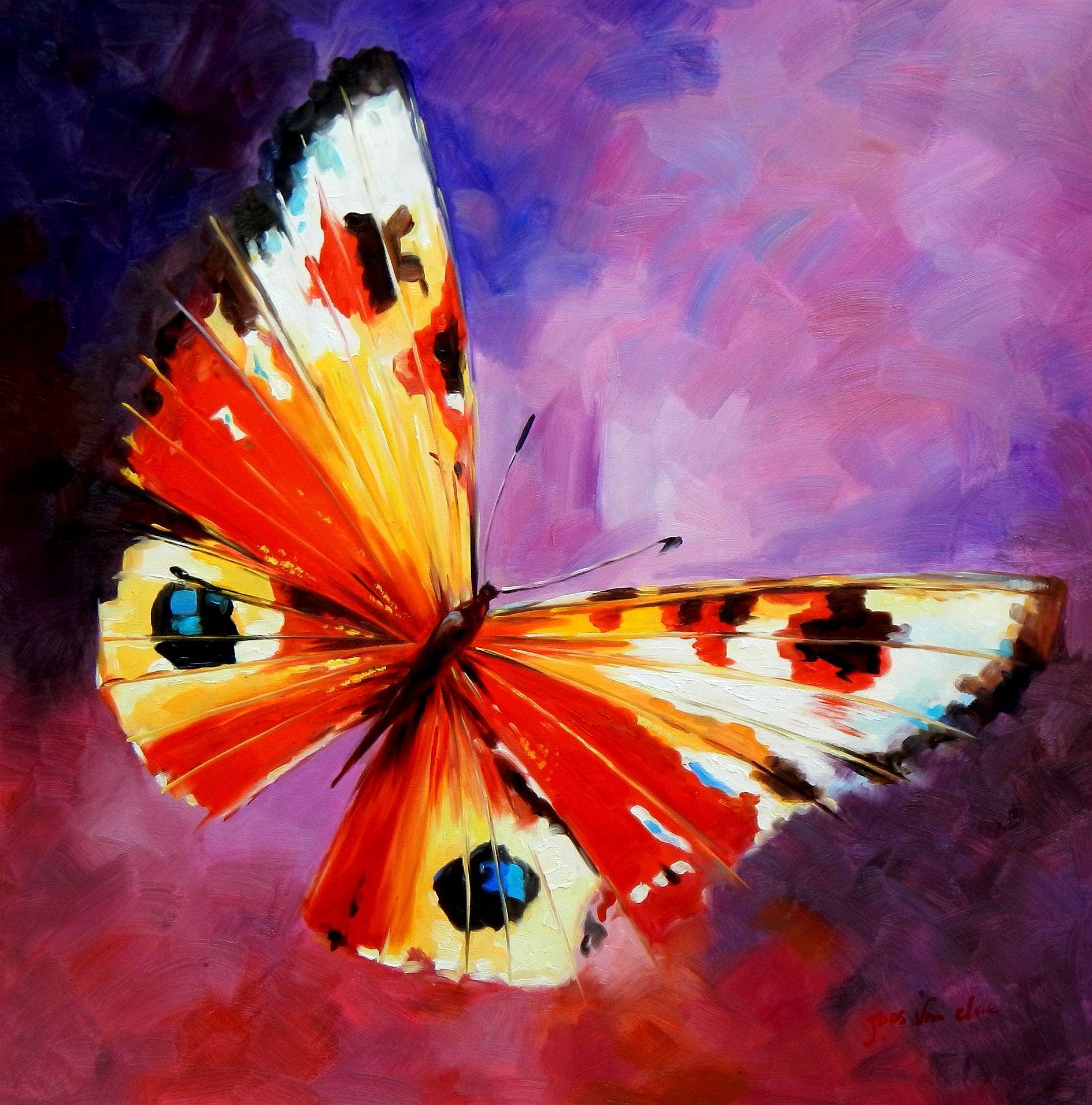 Modern Art - Die Schönheit der Natur g93109 80x80cm beeindruckendes Gemälde